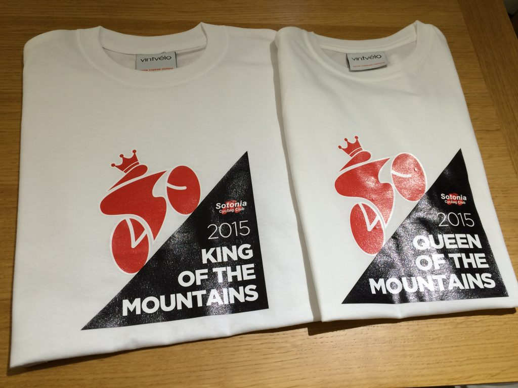 Sotonia - King and Queen of the Mountains design