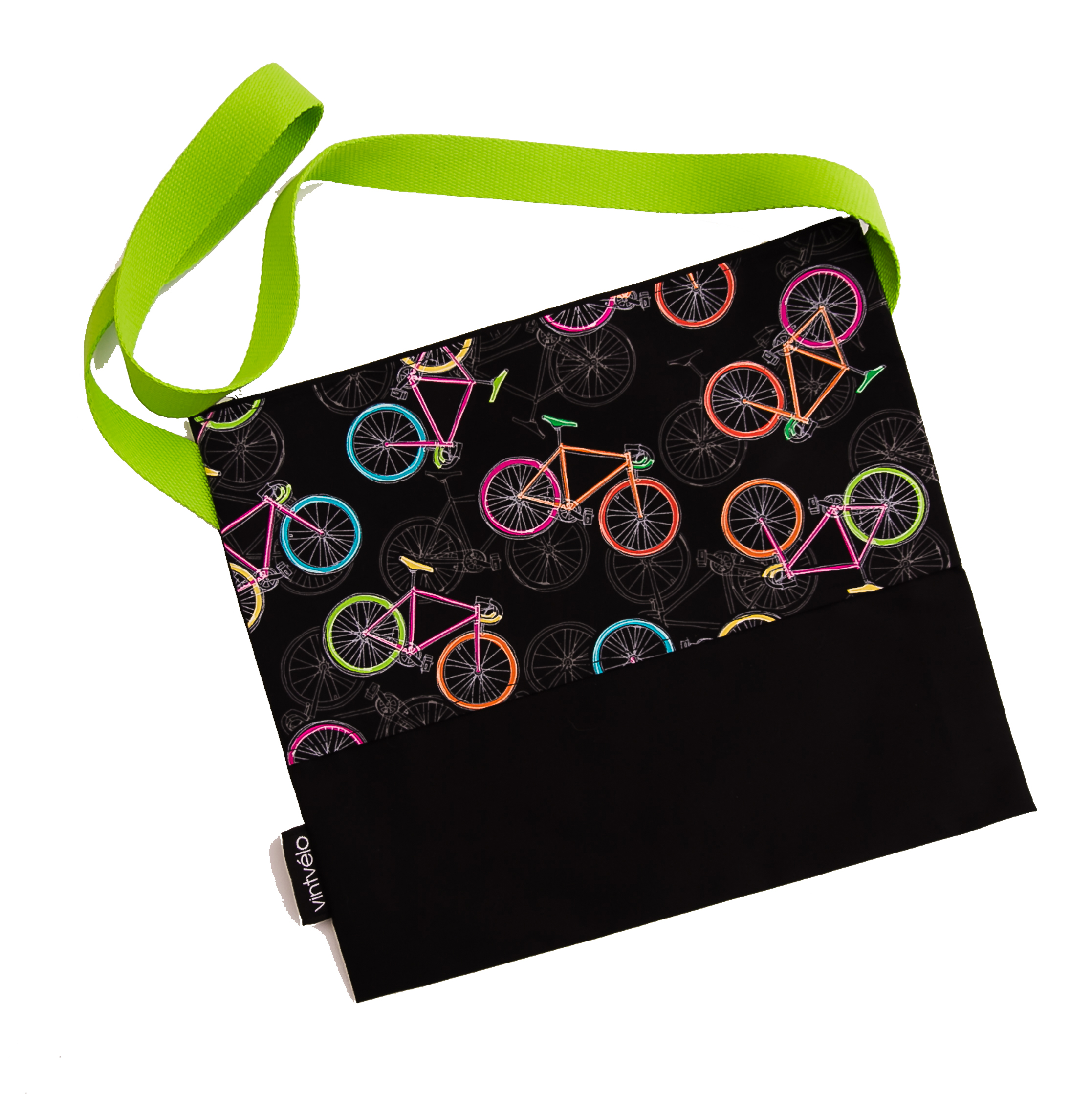 Cycling musette bags
